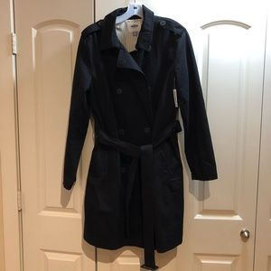 Old Navy Trench Coat.